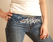 Belly band - maternity fashion accessory- you pick the size