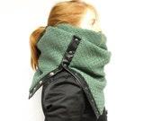 Fall 2012 Chunky wool circular infinity scarf