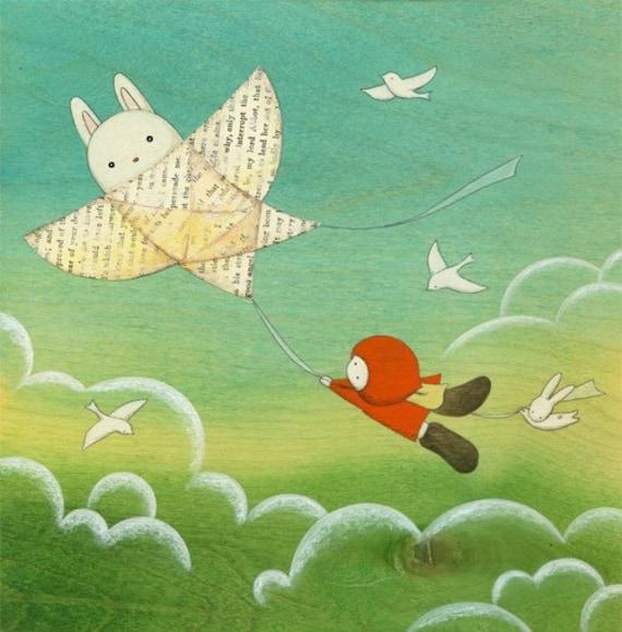 Bunny Kite