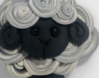 New Sheep Pin