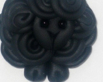NEW Black Sheep Pin