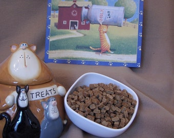 Boo's Catnip Treats