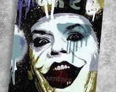 Rezerve listing for Vanina.... Audrey Hepburn & Jack Nicholson joker