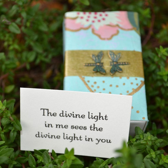 Divine Light Message Box (a greeting and a gift)