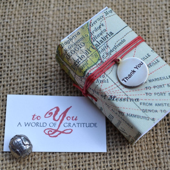 World of Gratitude Message Box (inspired by Italy)