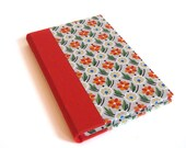 SALE - Vintage Wallpaper Notebook - 4 x 6 inches