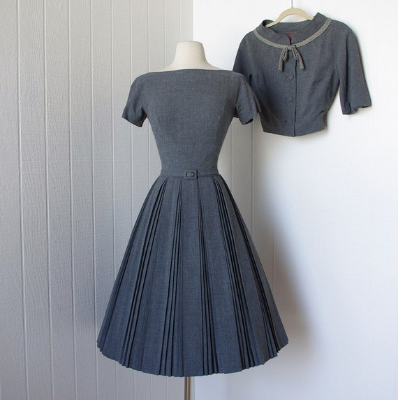 Vintage 1950 S Dress Never Worn Classic Pat Hartly