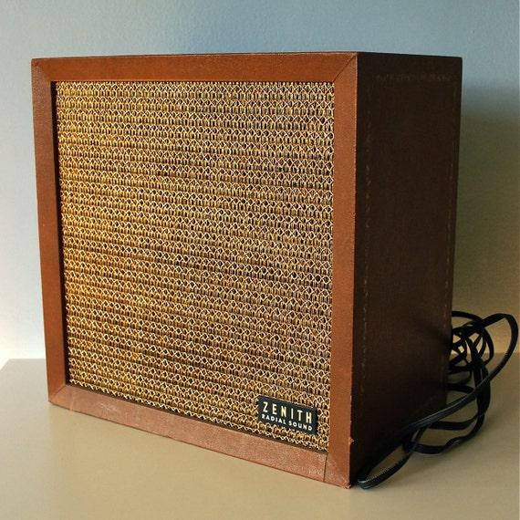 ZELDA - Zenith FR-102 Radial Speaker