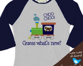 Big brother shirt - train secret big brother to be pregnancy announcement tshirt  RAGLAN