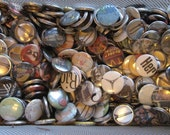 1 inch Pin Back Buttons---Random Grab Bag of 10 buttons