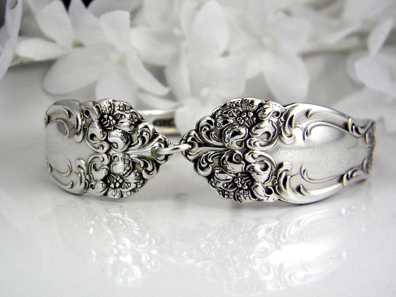 Spoon Bracelet Spoon Jewelry Silverware Jewelry Silverware