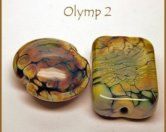 Olymp  2 -Glass Frit blend - 2 oz.