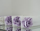 Bridesmaid clutches and gifts custom made in the color of your choice
