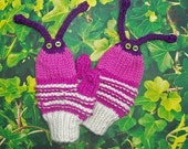 Baby Buggy Mittens