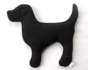 Black Lab Dog Toy for Dogs