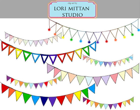 Birthday Banner Clipart