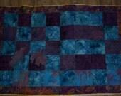 Batik Fall Table Runner