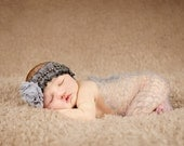 Lacy Baby Wrap, Gender Neutral, Boy or Girl Photo Prop