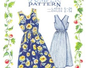 Criss-Cross Jumper pattern Ladies sizes   by Paisley Pincushion