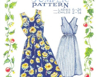 Criss-Cross Jumper pattern Childs sizes by Paisley Pincushion