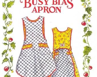 Busy Bias Apron Pattern