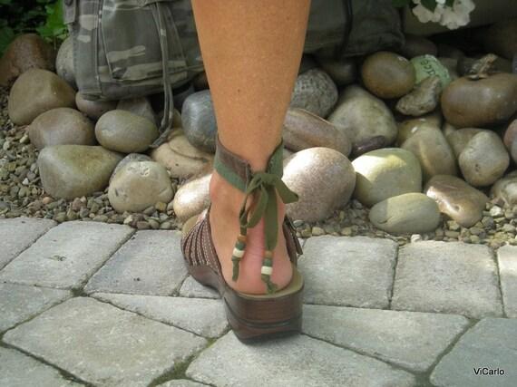 Camo Ankle Cuff