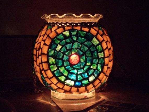 Custom Turkish Lantern style hanging votive 20% OFF!