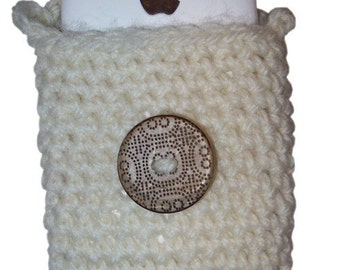 iPhone Carry Pouch - Crochet Pattern (PDF)