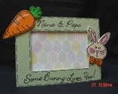 Easter Picture Frame  5x7 (5x7-001a)