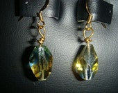 Vintage Bead Earrings