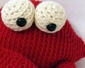 Amigurumi PATTERN: Crochet Crab -pdf-