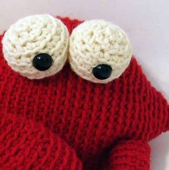 Items similar to Amigurumi PATTERN: Crochet Crab -pdf- on Etsy