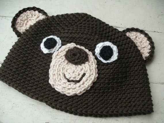 Adult bear pattern