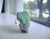 naturally urban - repurposed finding ring