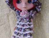 Blythe handmade dress set 2 items