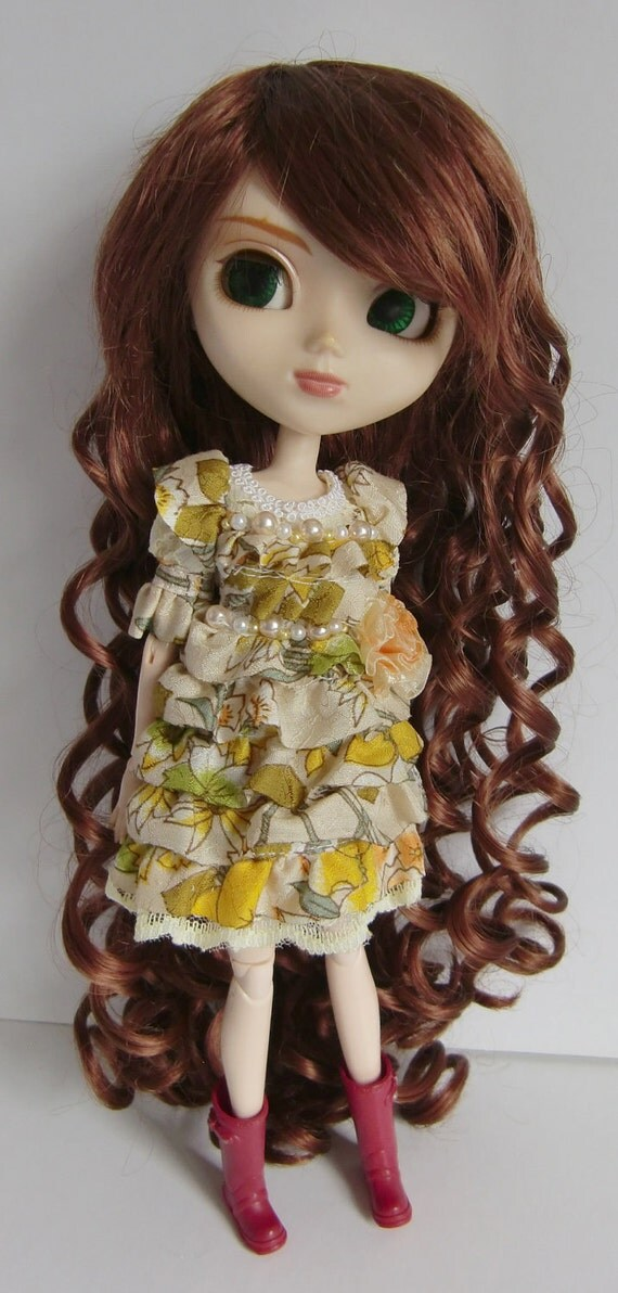 On Sale Pullip wig