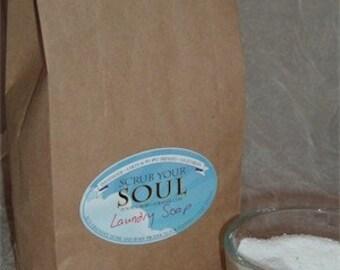 Earth Friendly Laundry Soap