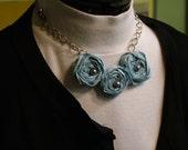 Rock'n Roses Necklace by La Bonne Vie Designs