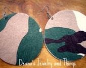 Camo Fabric Jumbo Hoop