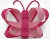 Butterfly Hair Clip \/ Bow