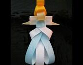 Cinderella Hair Clip \/ Bow