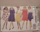 Maternity Pattern-Dress, Tunic, and Skirt