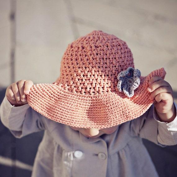 Instant download Hat Crochet PATTERN pdf file by ...