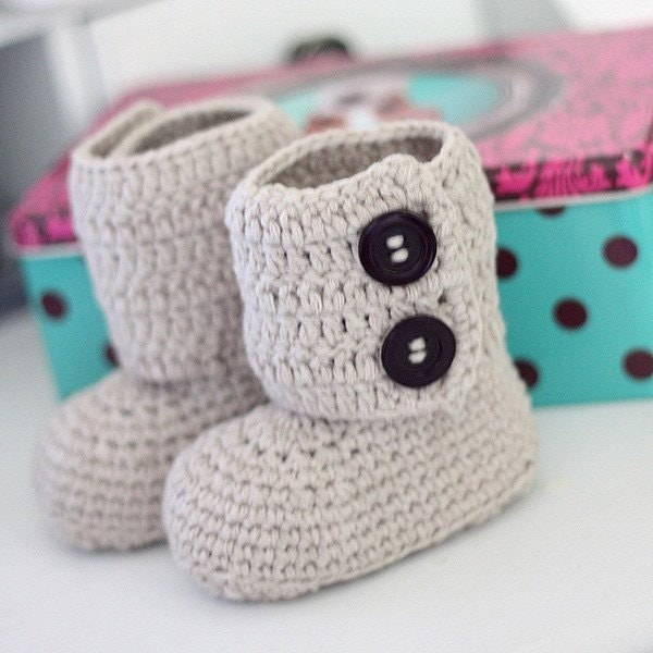 Crochet Baby Girl Boots Pattern : Crochet PATTERN Toddler Ankle Boots