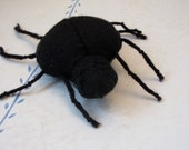 Black Widow Spider Catnip Toy