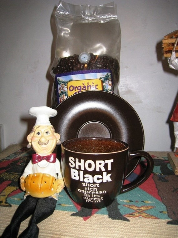 Espresso Cup Moca