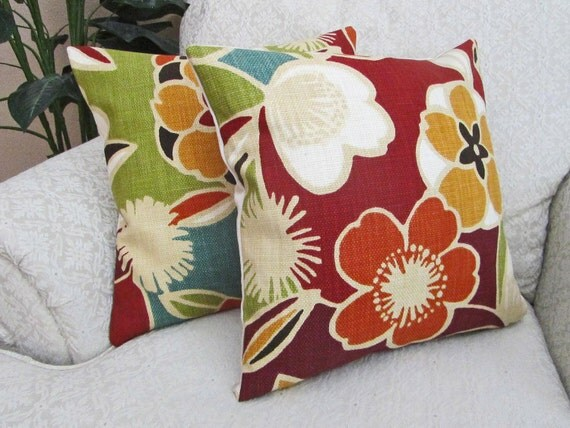 Autumn Throw Pillow Cover Cushion Cover Decorative Pillow