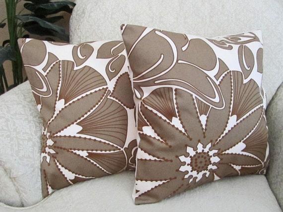 Decorative Pillows Neutral : REDUCED Neutral Cushion Covers Neutral Throw Pillows