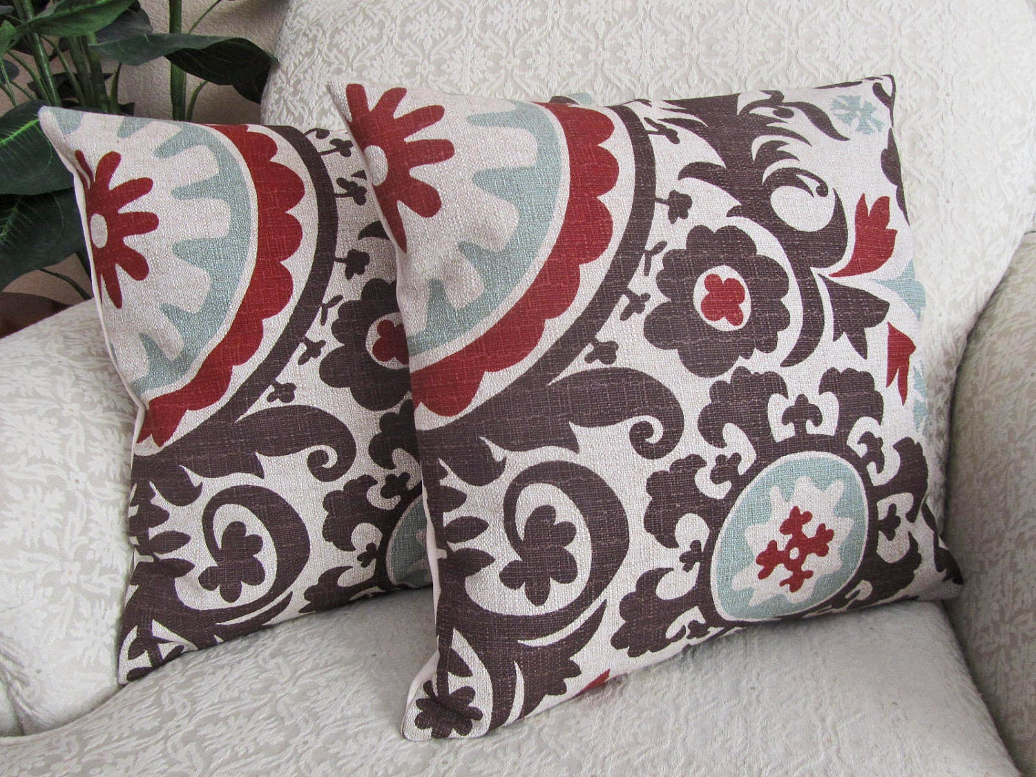 Choose from a variety of Blue And Red pillow designs or create your own! Shop now for custom pillows & more!