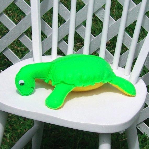 Turtle Pattern PDF File by Kauai Kwilts